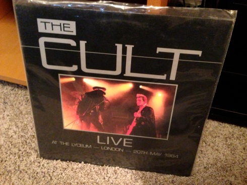 The Cult Live at the Lyceum